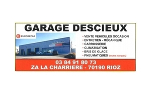 Garage DESCIEUX